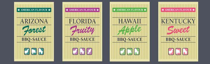 American-flavor